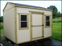 Affordable Storage Sheds And Outdoor Storage Buildings For Your